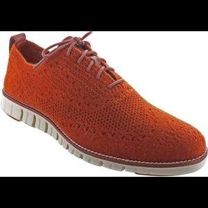 Cole Haan Men's Zerogrand Stitchlite Wool Oxford